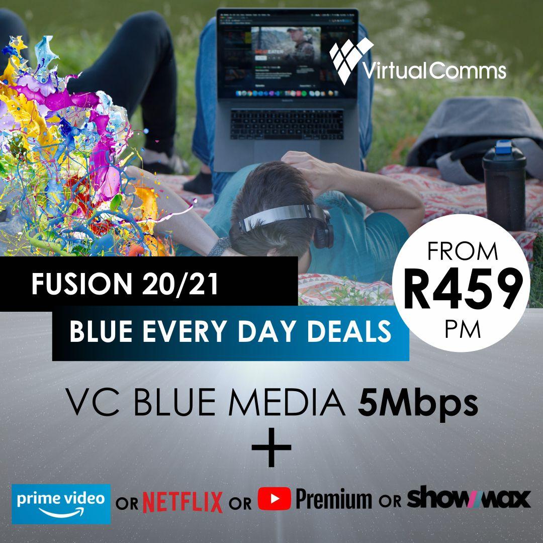 5Mbps Fibre Deal