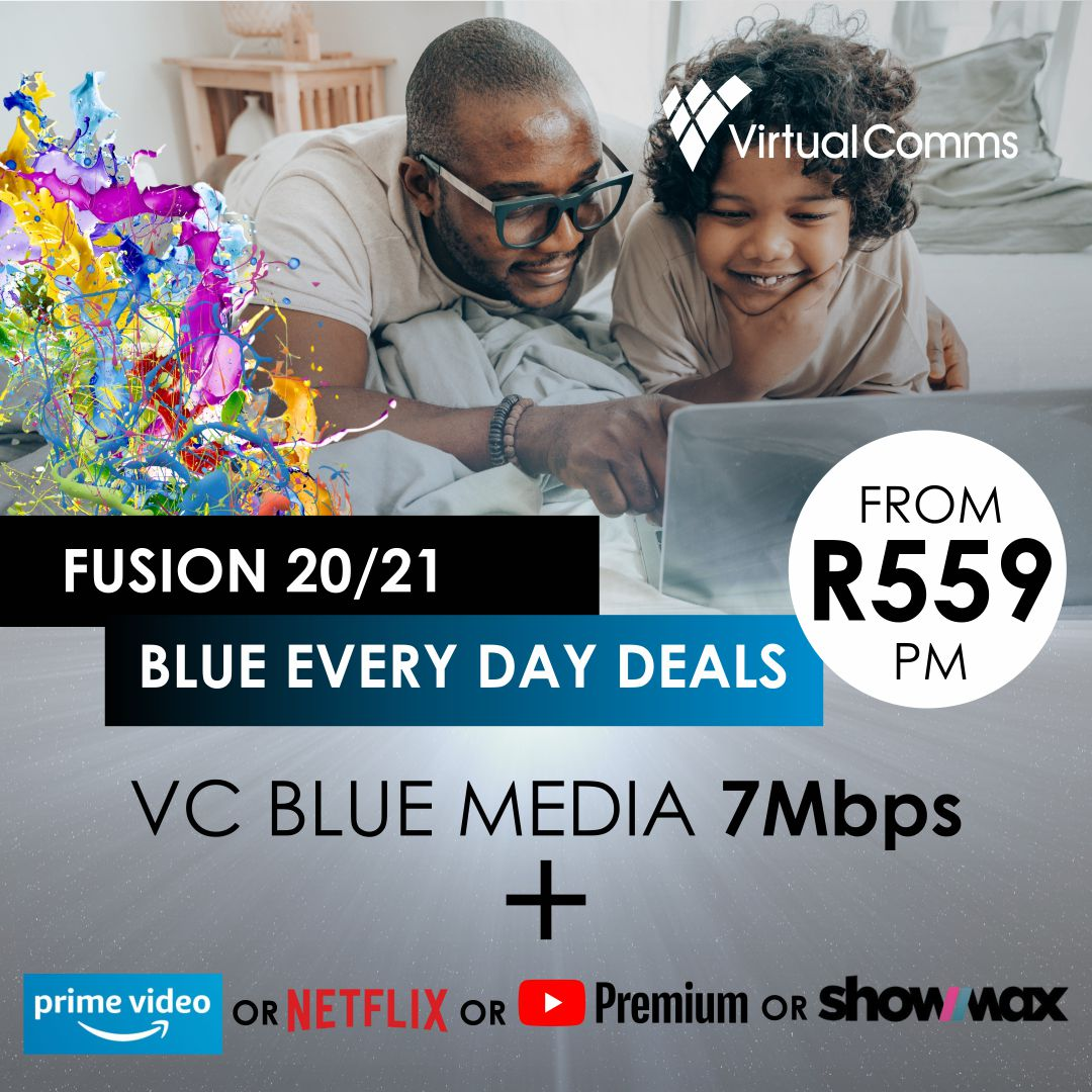 7Mbps Fibre Deal